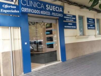 Clinica certificados medicos en valencia