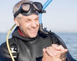 Certificado médico buceo y pesca submarina valencia clinica suecia