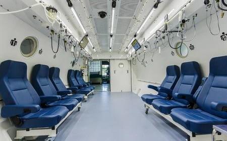 Medicina subacuatica e hiperbarica clinica Suecia en Valencia